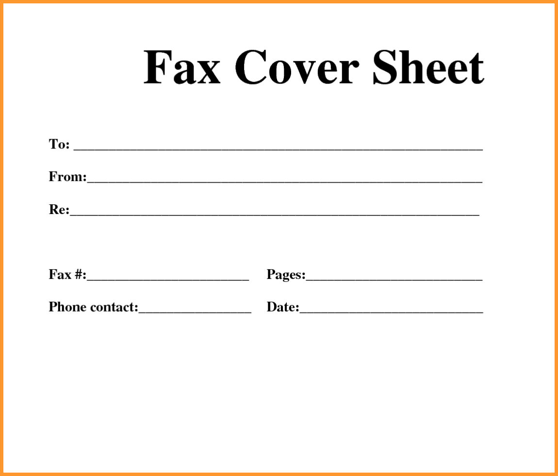 cover letter for fax sample - Zohre.horizonconsulting.co