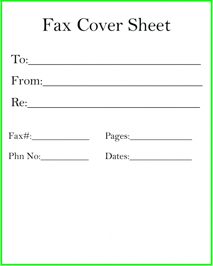 photo about Printable Fax Cover Sheets identify Fax Go over Sheet Template